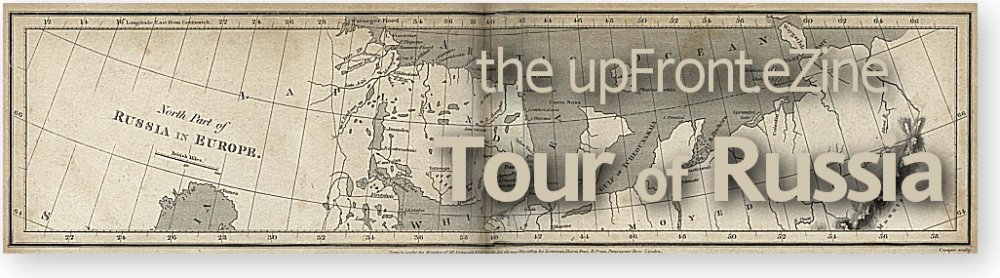 the upFront.eZine Tour of Russia