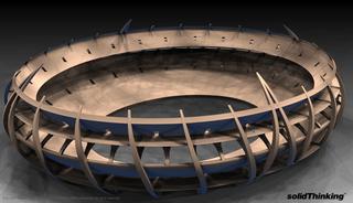Stadium-dun