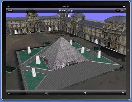 IPad Louvre
