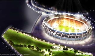 Stadium-render