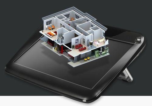Zspace_3d model screenshot