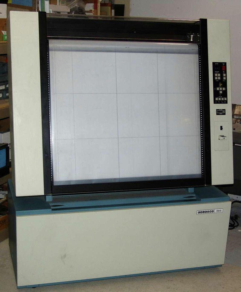 Calcomp公司-960