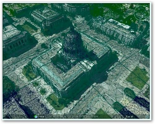 What Revit Wants: Automated Google Earth 3D building creation