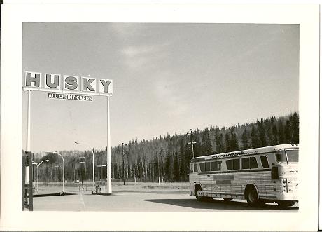 Huskeystation